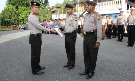 "Delapan Polsek dan Satu Sub Sektor di Polres Maluku Tengah dapat 2 Unit  Motor Dinas, ""Gunakan untuk Layani Masyarakat"""