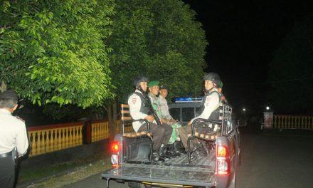 Patroli Gabungan Dalam Rangka Cipta Kondisi