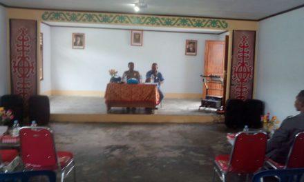 Sosialisasi Sengketa Tanah, Kayu Dan KDRT