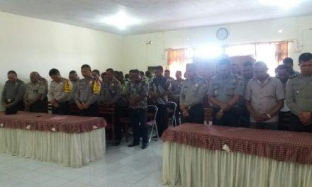 Binrohtal Polres Maluku Tengah