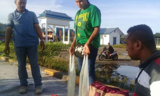 Razia Miras,  Satuan Narkoba Polres Maluku Tengah Sita Puluhan Liter Sopi
