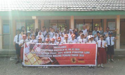 Sosialisasi Tim Saber Pungli, Tepat 2 Mei 2018 Hari Pendidikan