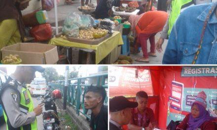 Satuan Binmas Polres Maluku Tengah Gencar Sambangi Masyarakat