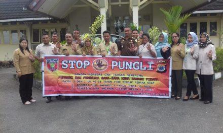Sosialisasi Tim Satgas Saber Pungli Kabupaten Maluku Tengah di Kantor Program Studi Keperawatan Masohi