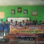 Sosialisasi Saber Pungli, Bhabinkamtibmas Desa Samal di Sekolah MA NURUL HUDA Kematan Seram Utara