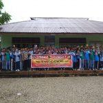 Tim Pencegahan Saber Pungli Kabupaten Maluku Tengah Sosialisasi, di Sekolah SMA Negeri 1 Seram Utara Barat Kabupaten Maluku Tengah